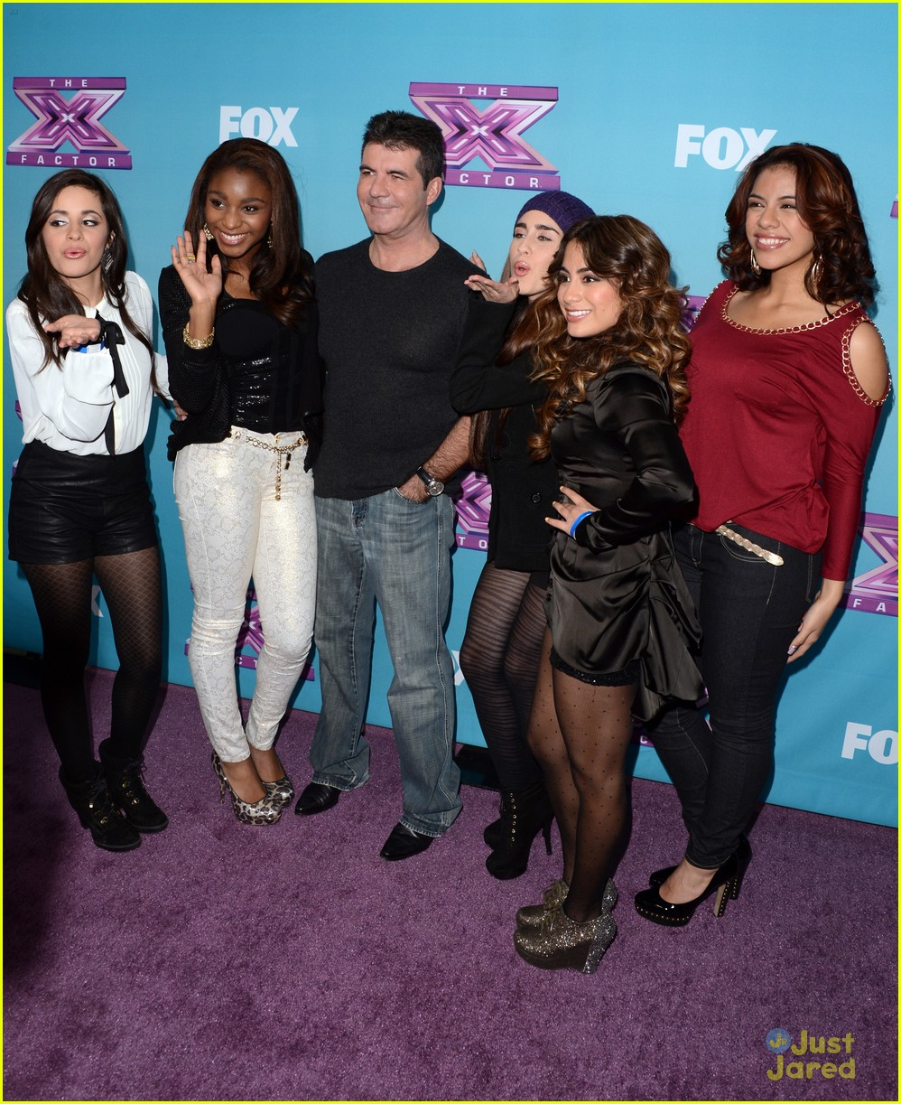 fifth harmony xfactor conference 07