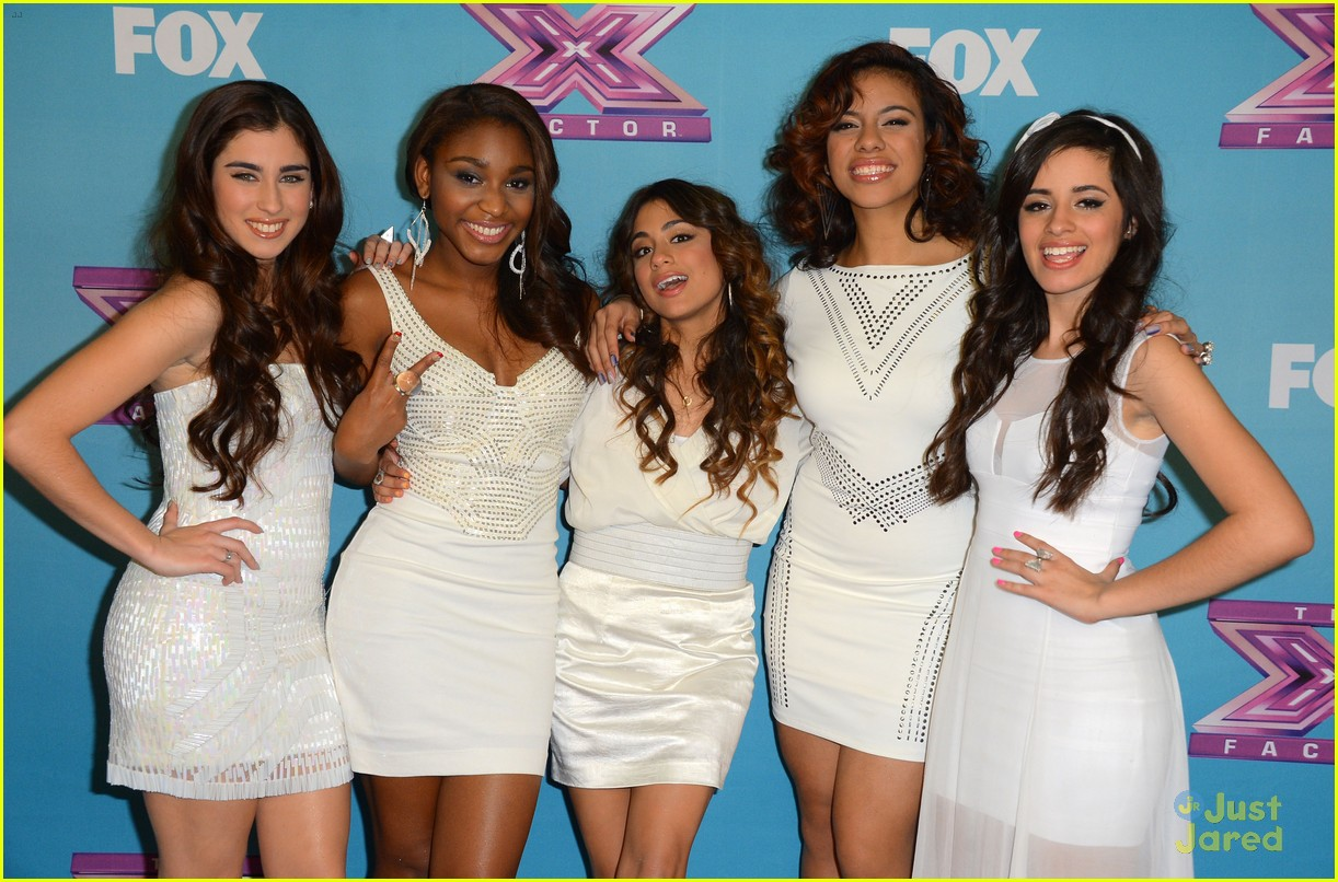 fifth harmony xfactor final party 05