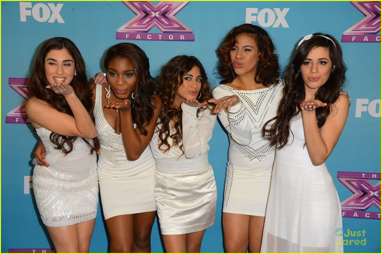 fifth harmony xfactor final party 06