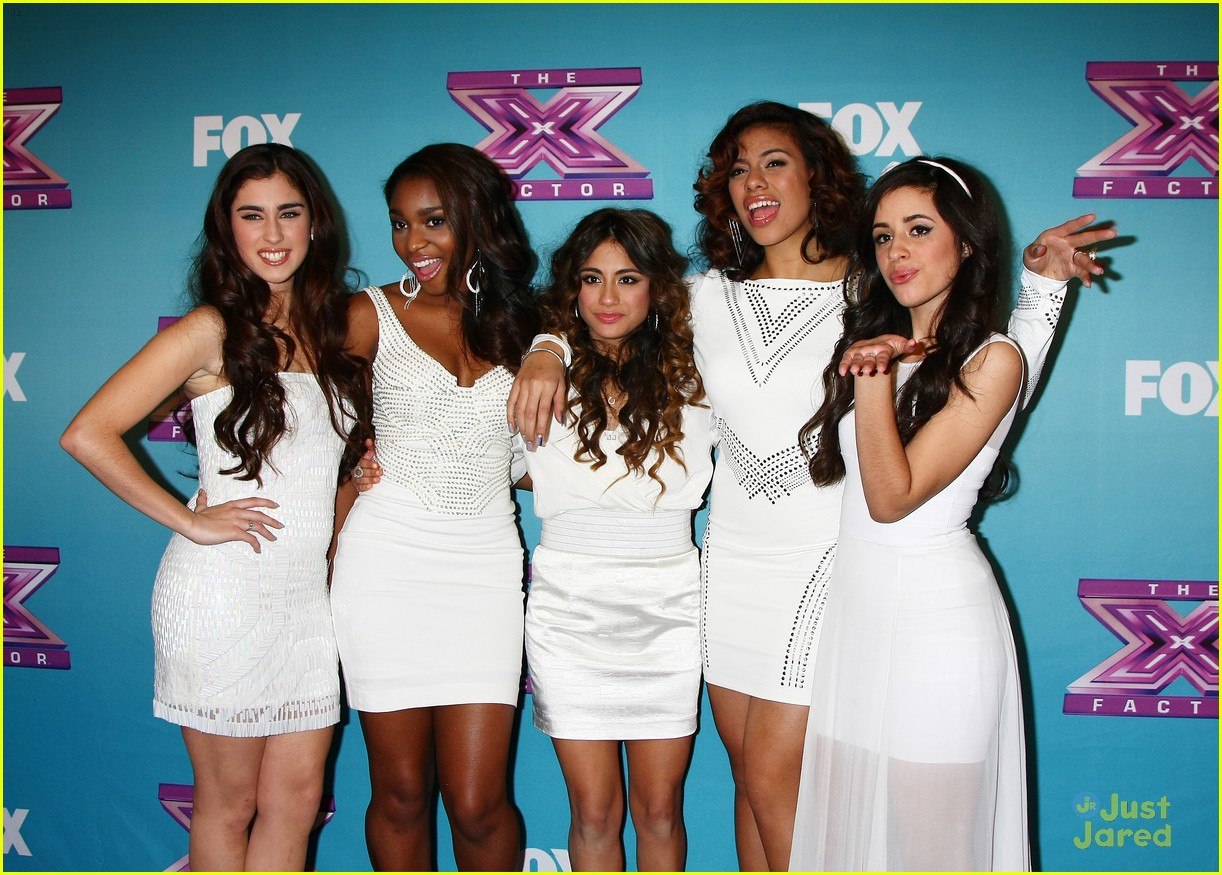 fifth harmony xfactor final party 11