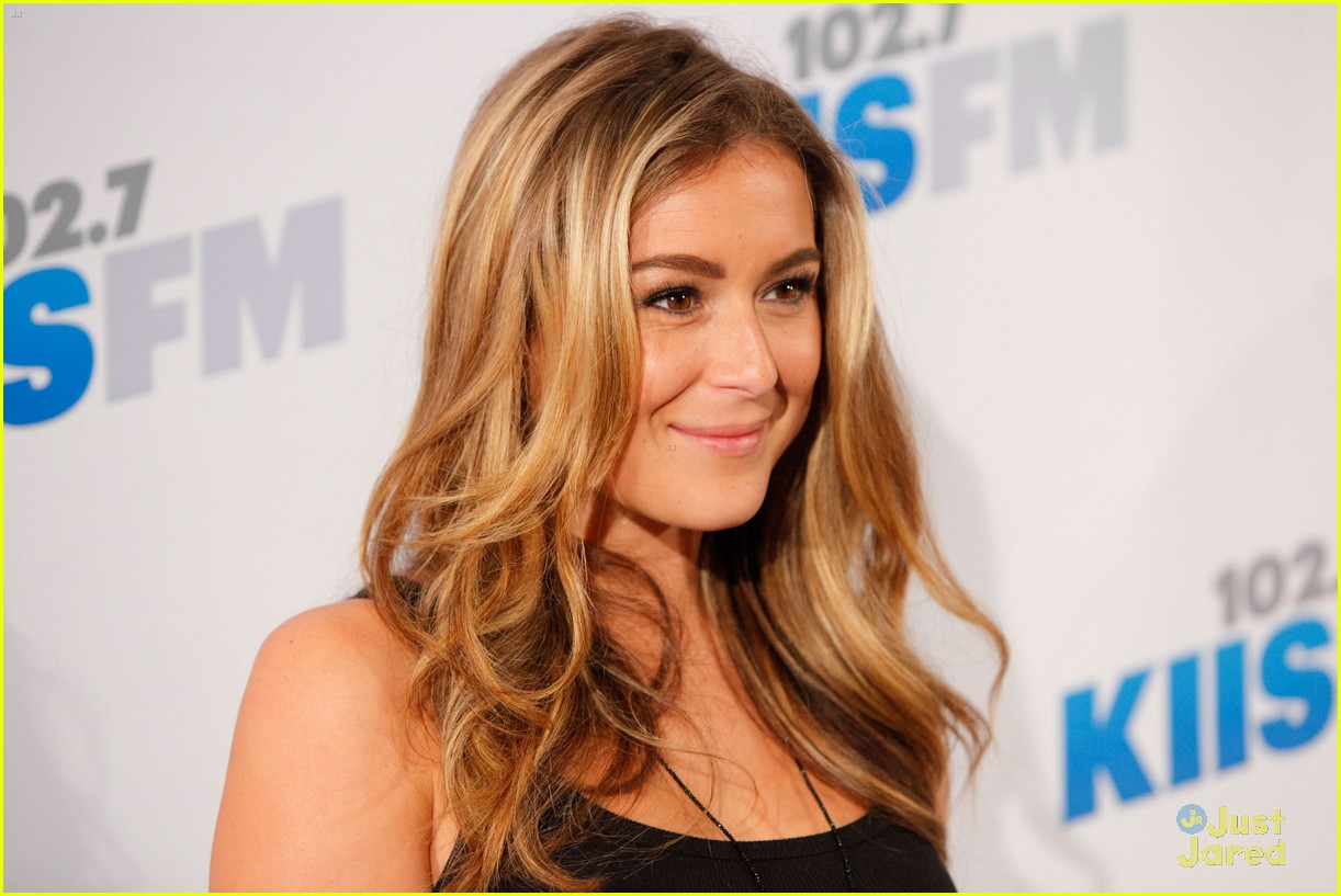 alexa vega jingle ball 10