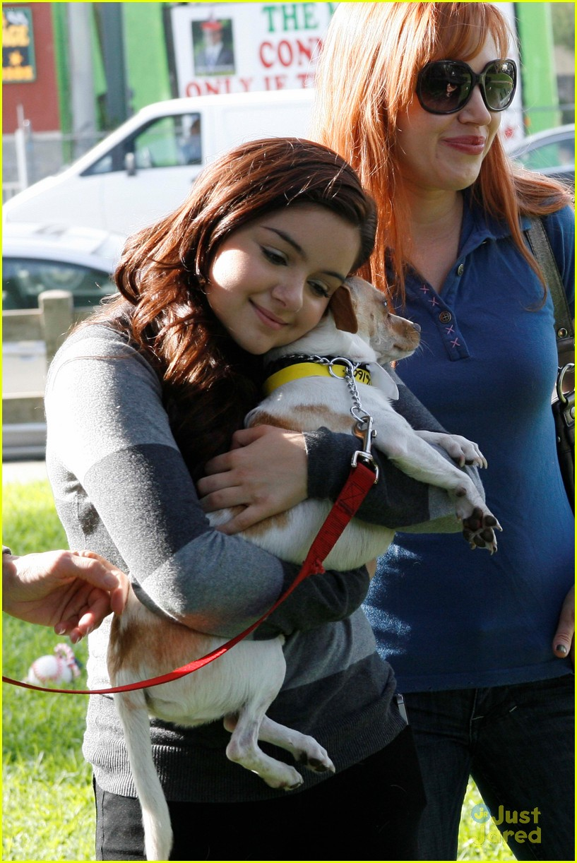 ariel winter puppy love 10