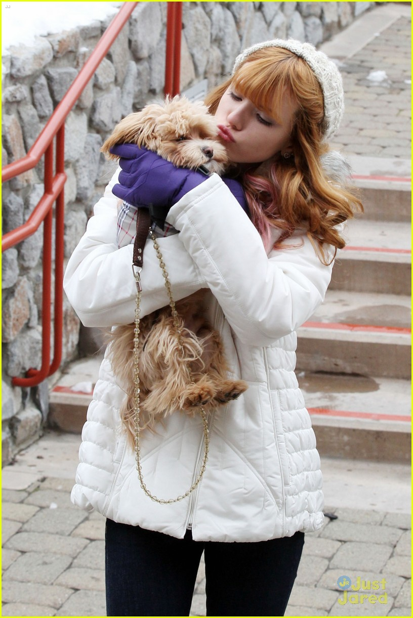 bella thorne tahoe snowball 04