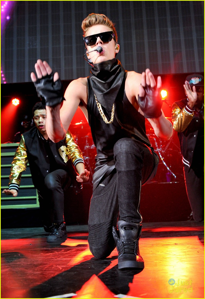 justin bieber dc jingle ball 22
