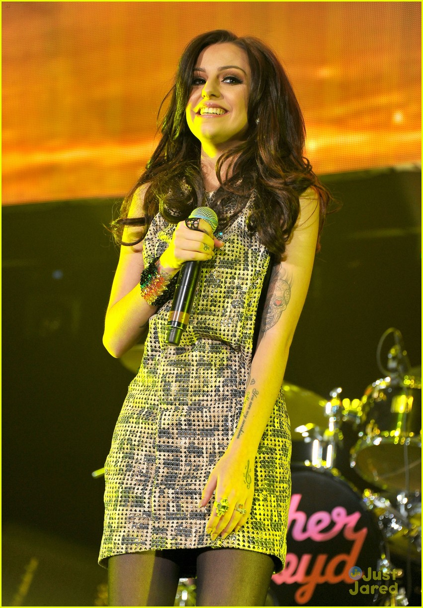 cher lloyd dc jingle ball 02