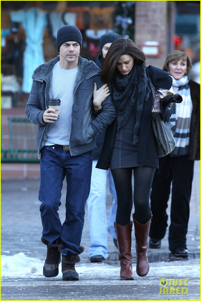 derek hough double date mark ballas 13