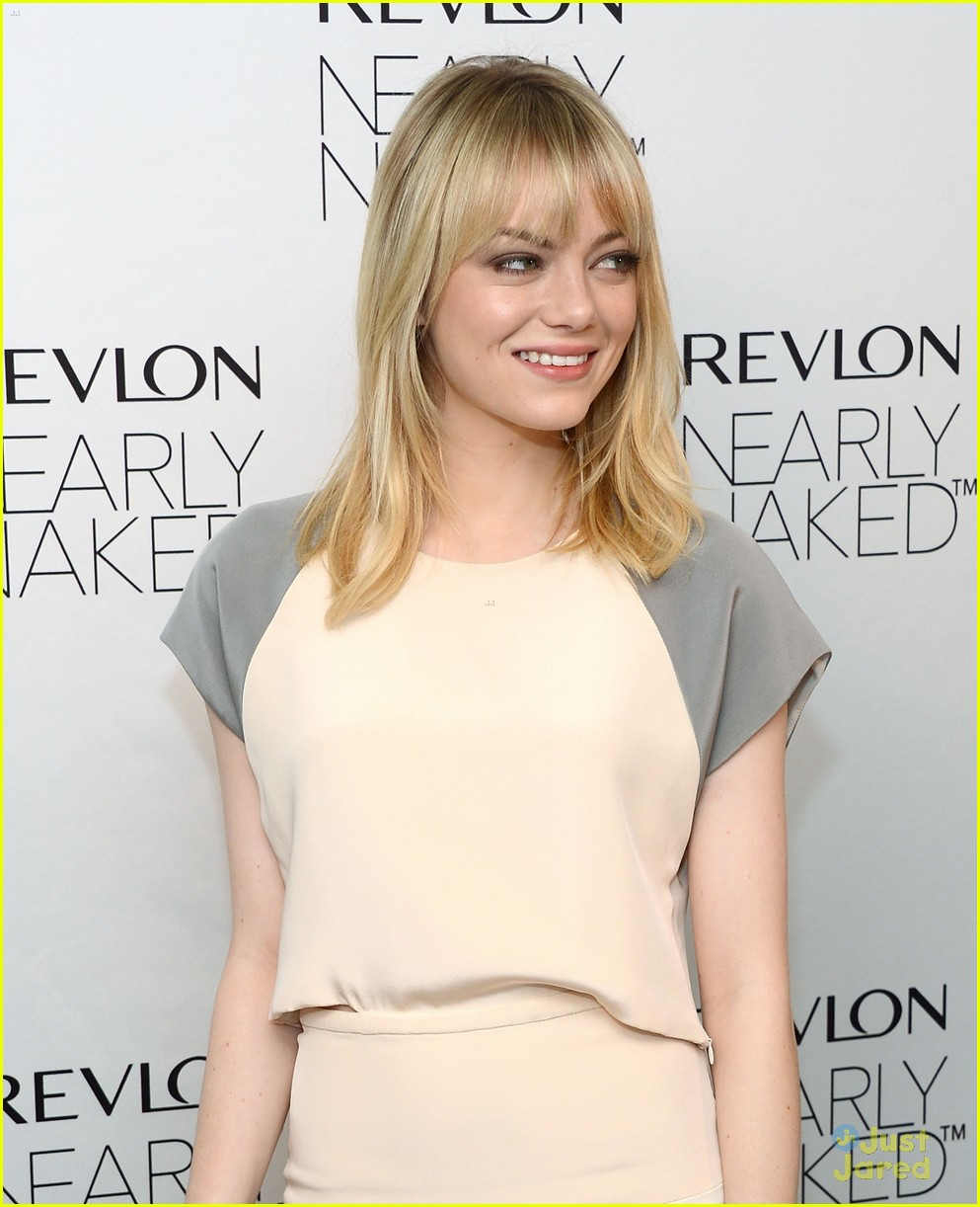 emma stone nearly naked revlon 03