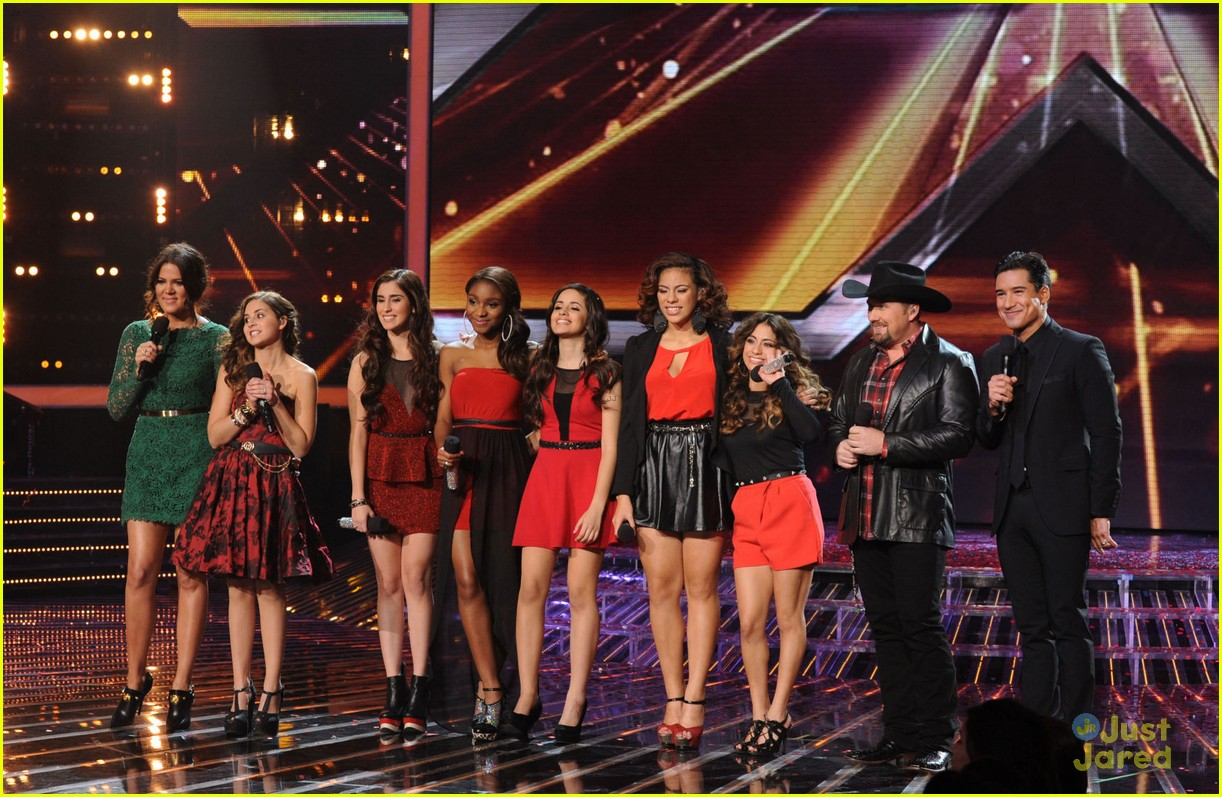 fifth harmony third place x factor 05