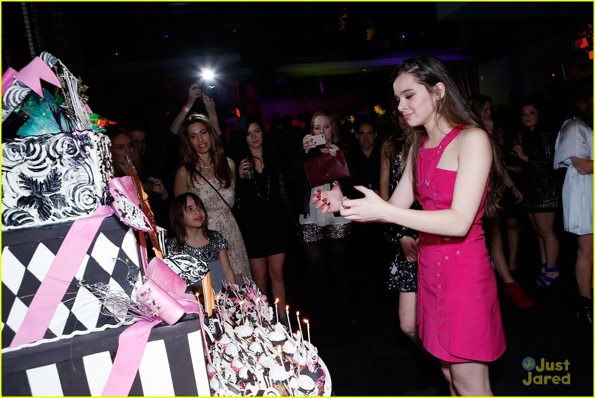 hailee steinfeld sweet 16 party 07