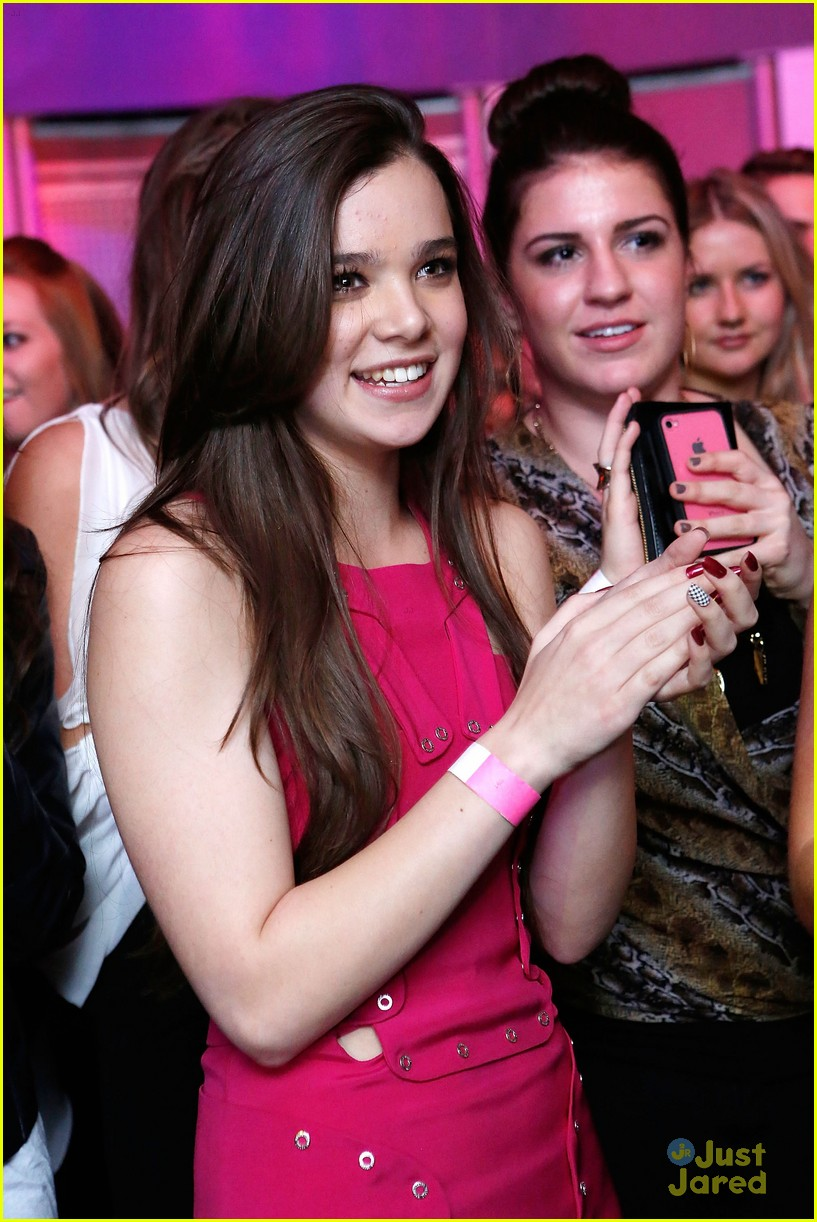 hailee steinfeld sweet 16 party 17
