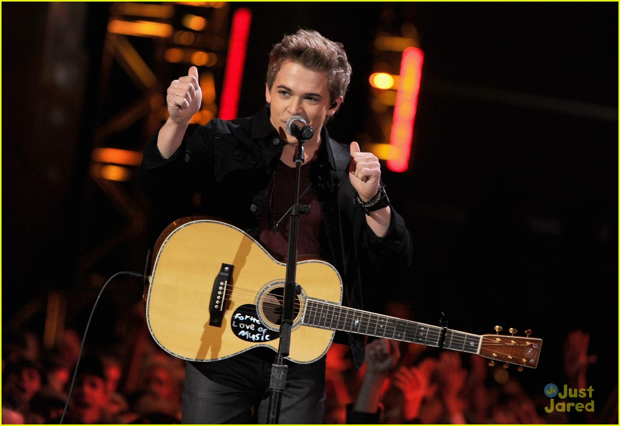 hunter hayes grammy nom 01