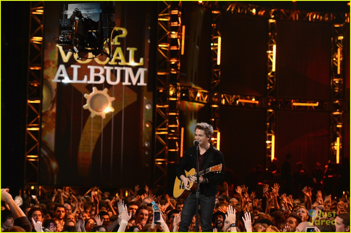 hunter hayes grammy nom 05