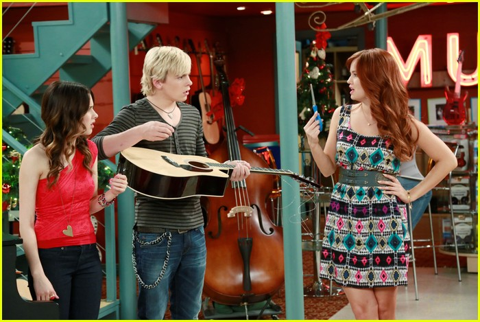 jessie austin ally crossover stills 08