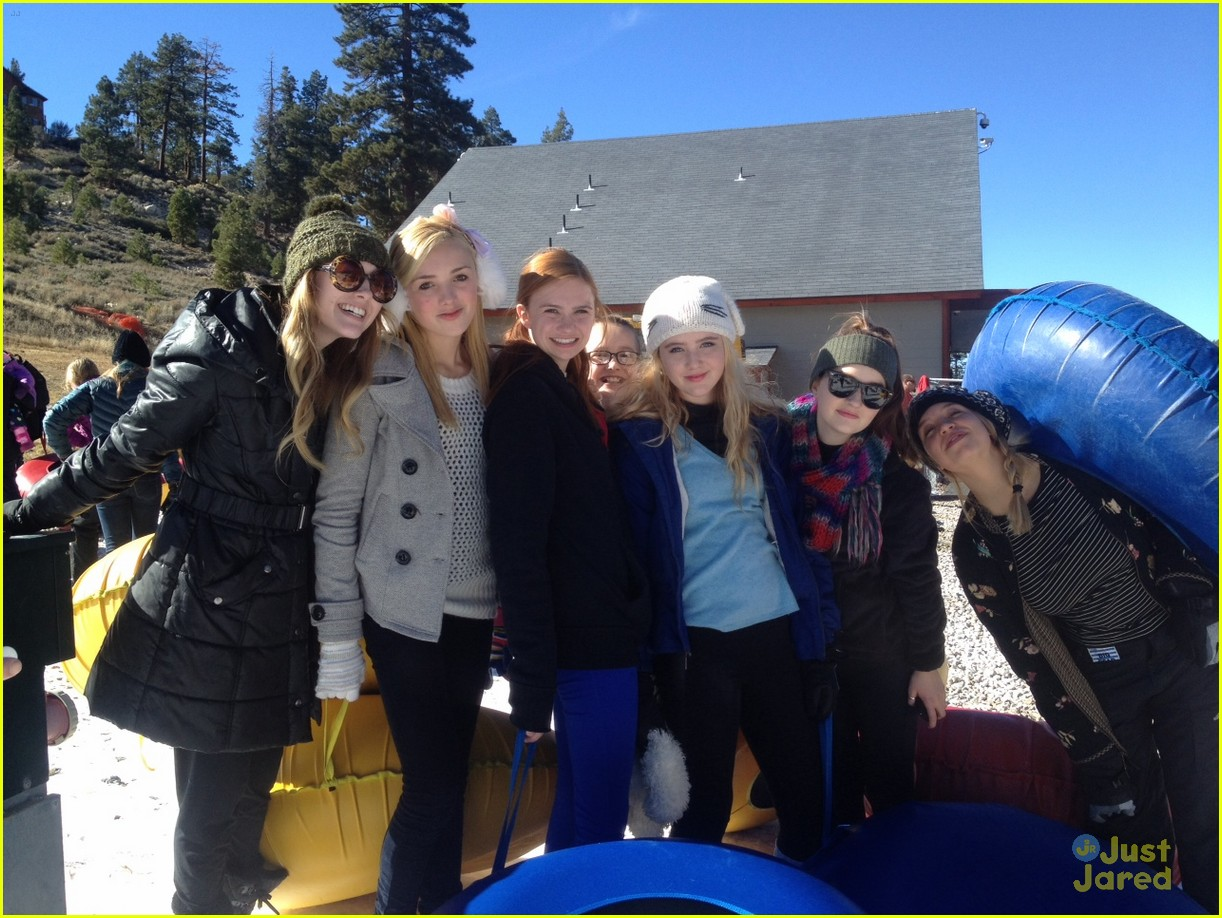 kaitlyn dever sweet 16 party pics 08