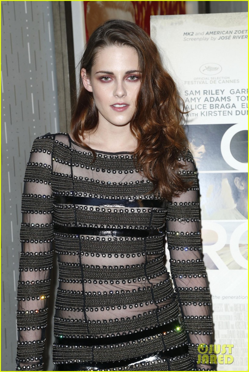 kristen stewart on the road screening nyc 01