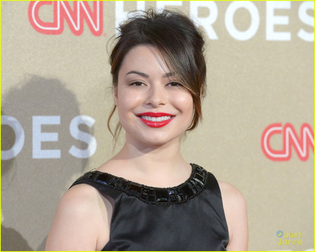 miranda cosgrove nathan kress cnn heroes 10