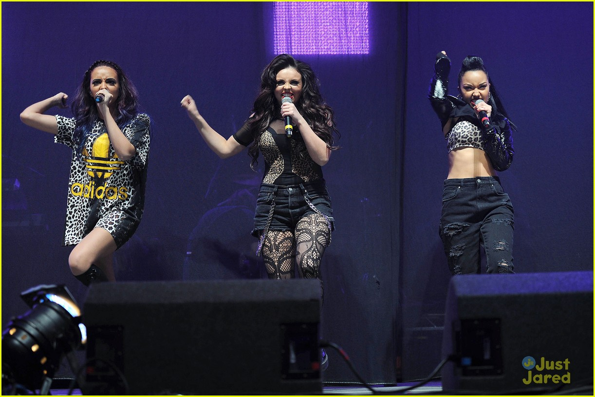 little mix jingle bell ball 10