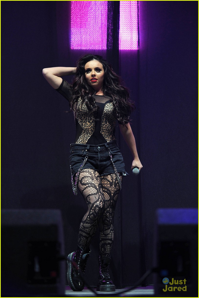 little mix jingle bell ball 14
