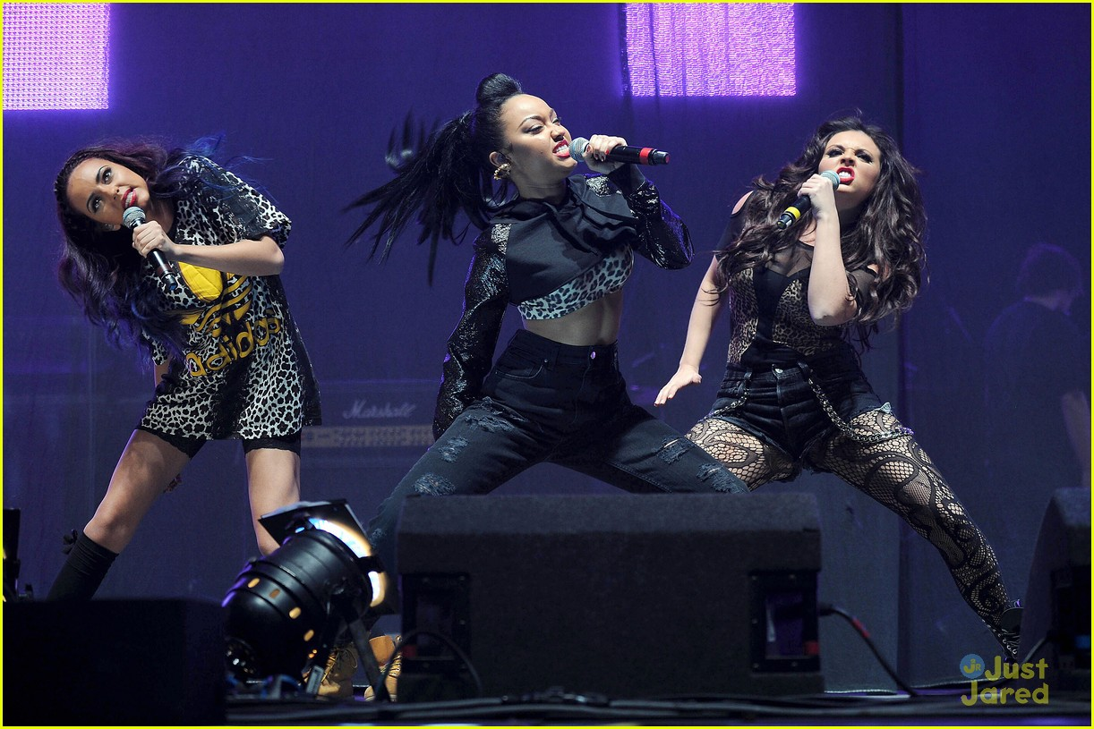 little mix jingle bell ball 16