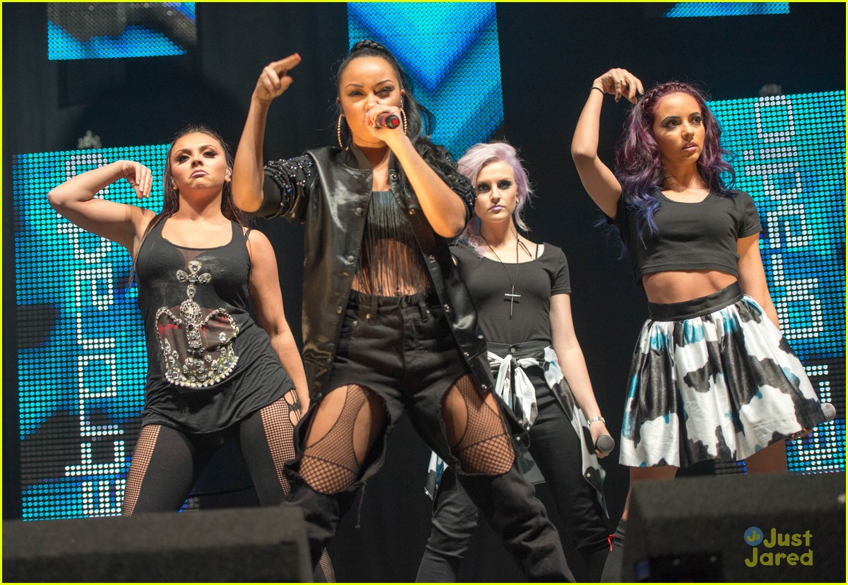little mix metro radio live 06