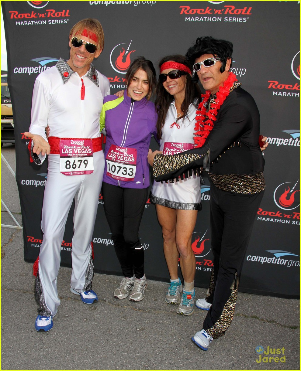 nikki reed paul mcdonald marathon vegas 07