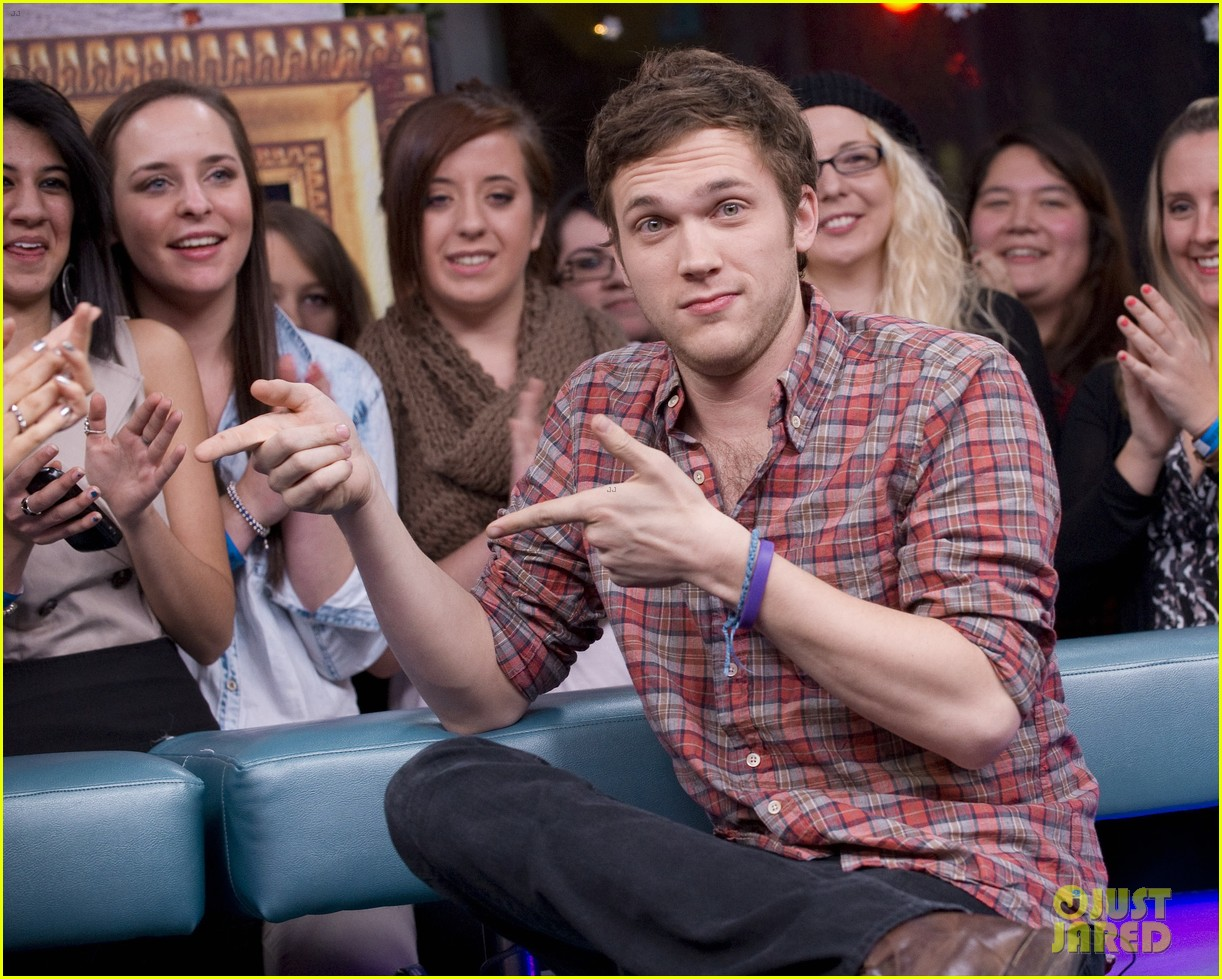 phillip phillips muchmusic studio stop 14