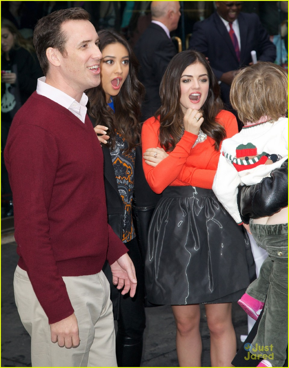 shay mitchell lucy hale ashley benson winter wonderland 13
