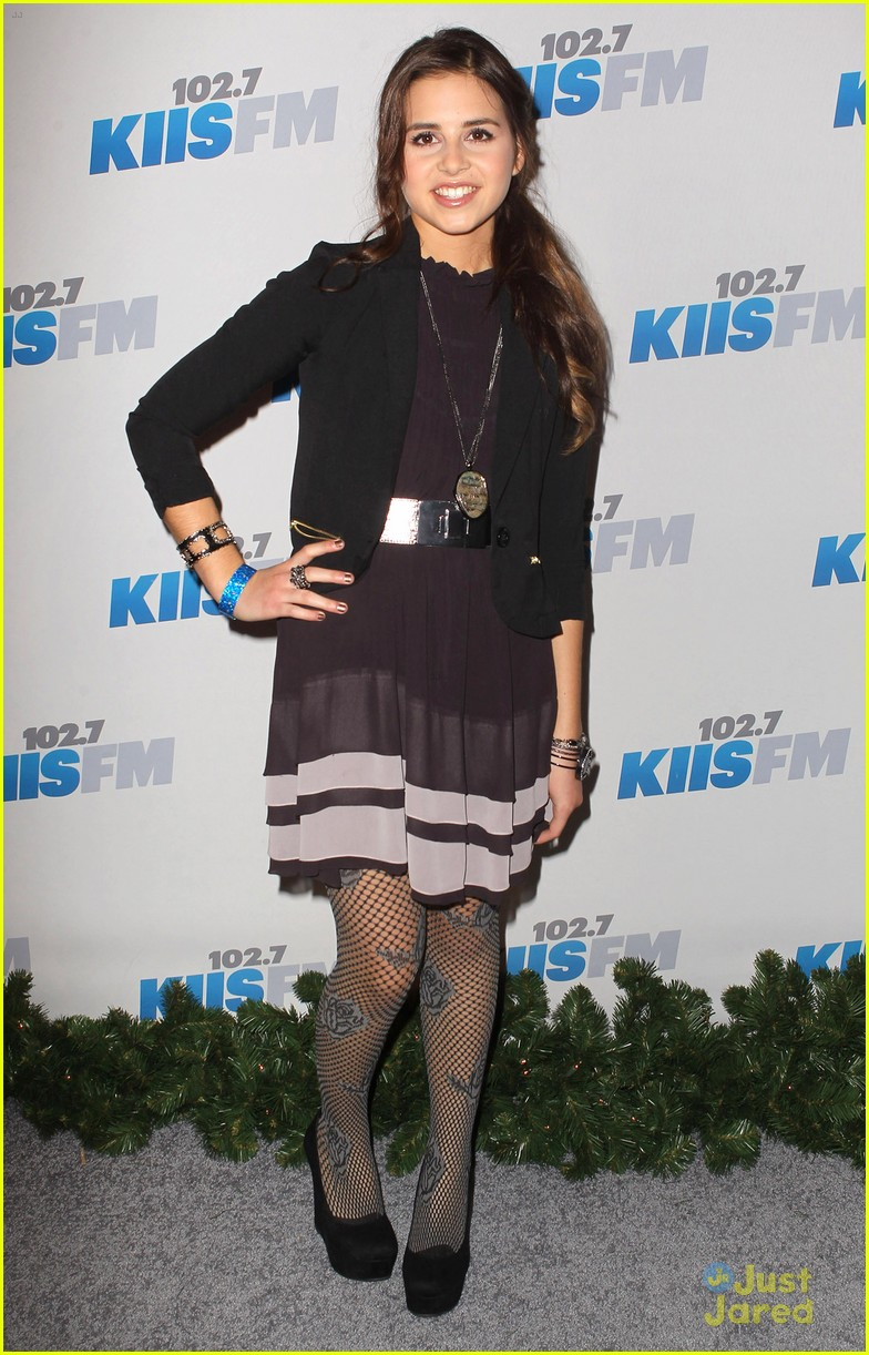 carly rose sonenclar jingle ball 10