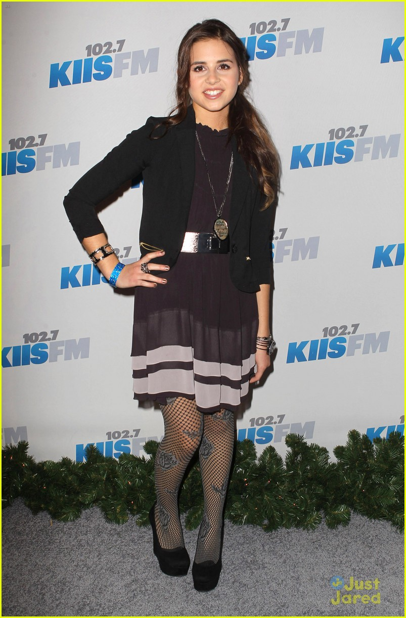carly rose sonenclar jingle ball 12
