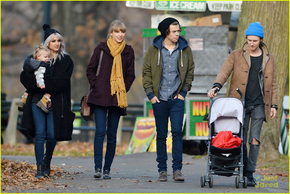 taylor swift harry styles zoo nyc 04