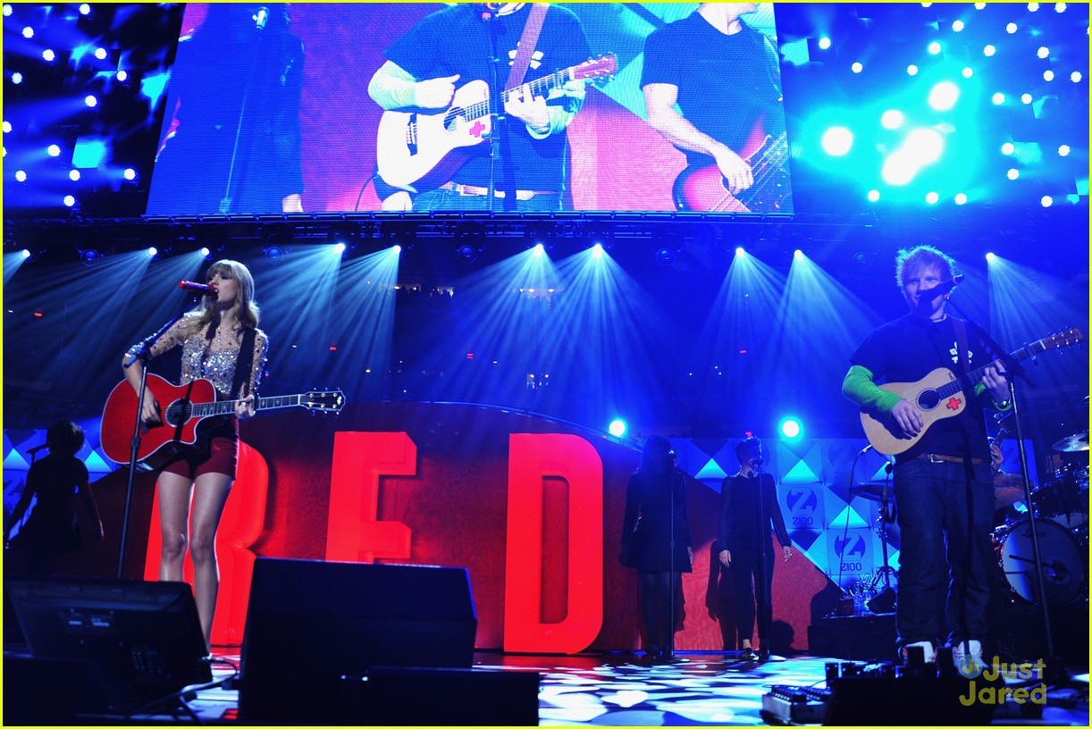 taylor swift z100 jingle ball 28