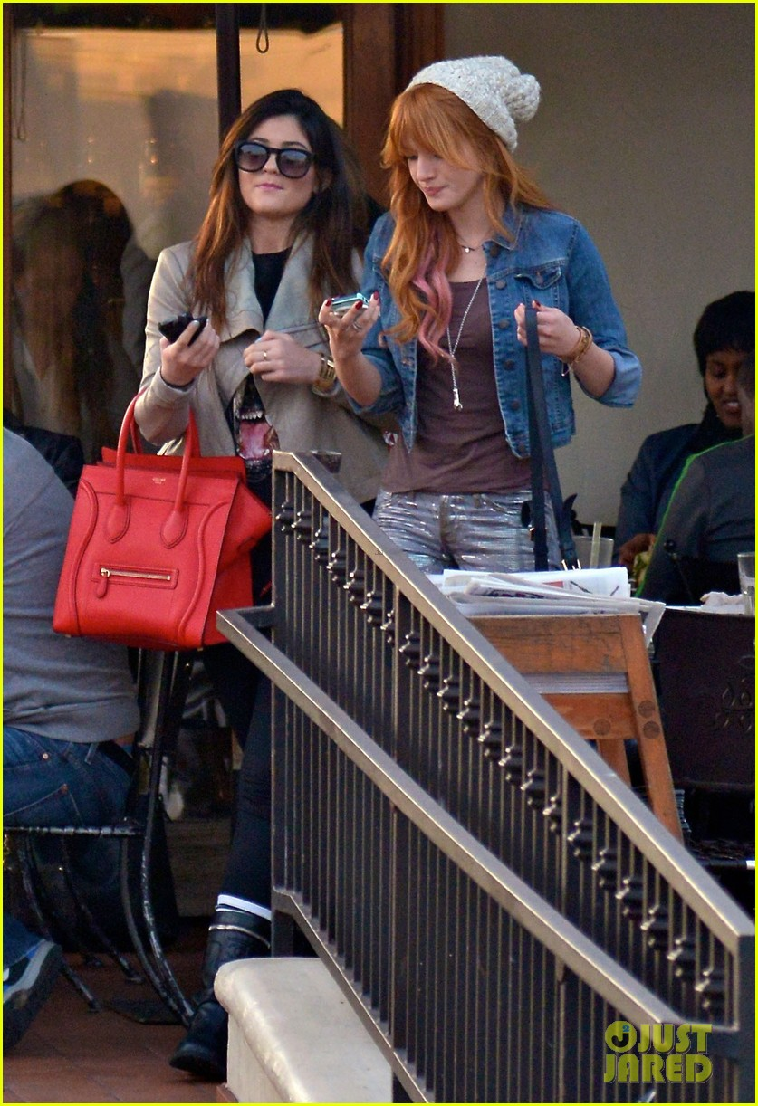 bela thorne kylie jenner lunch 03