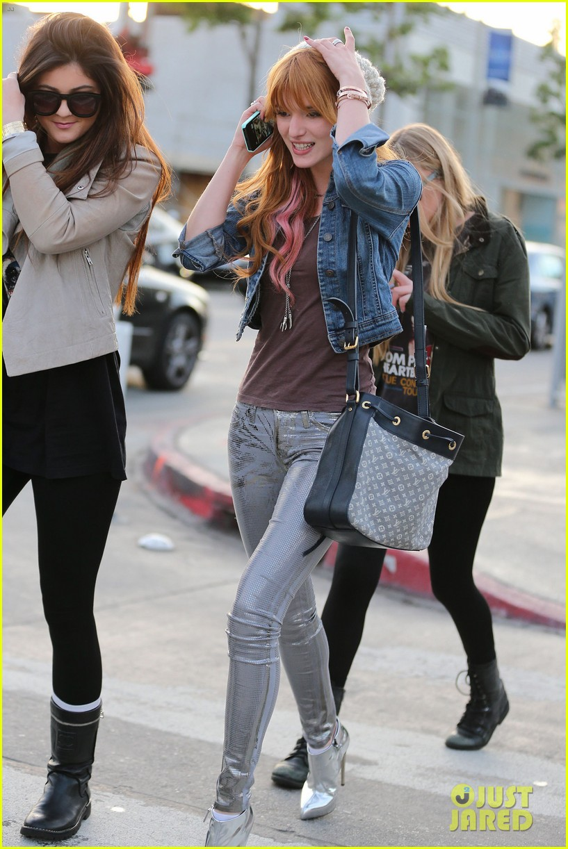 bela thorne kylie jenner lunch 13