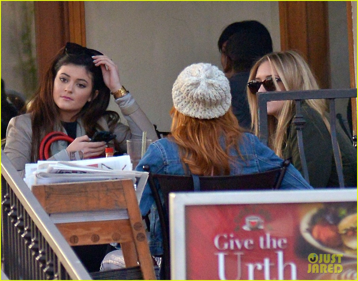 bela thorne kylie jenner lunch 24