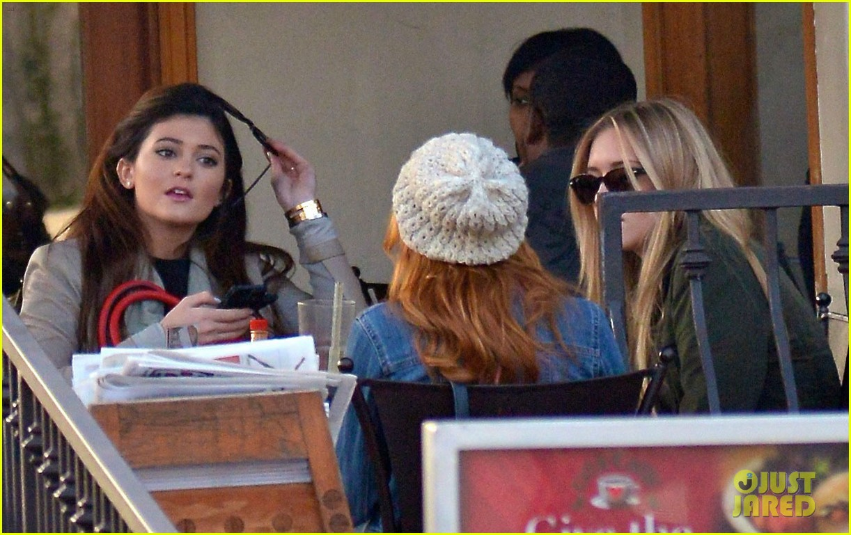 bela thorne kylie jenner lunch 25