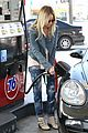Tisdale-gas ashley tisdale gas station stop 09