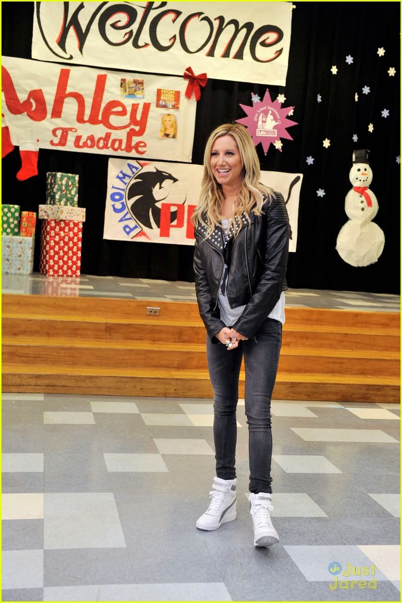 ashley tisdale puma las best 11