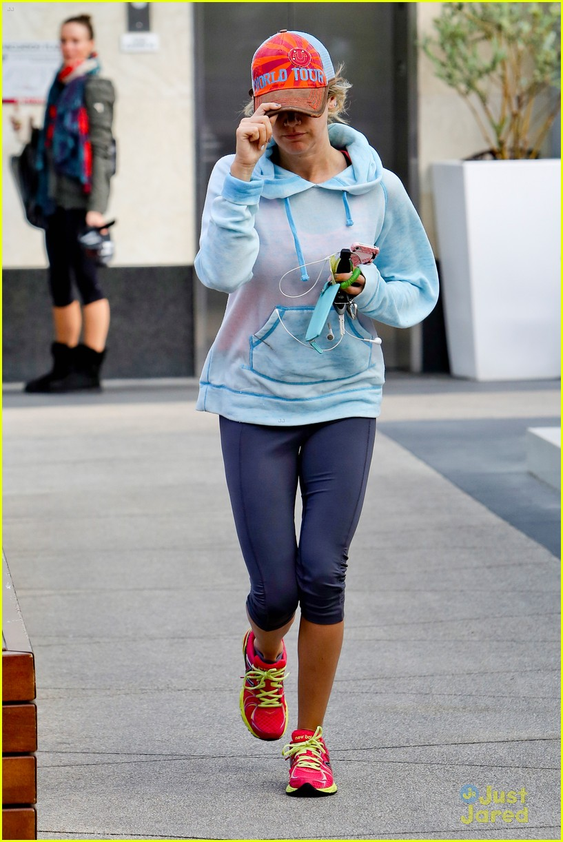 ashley tisdale gym meeting 10