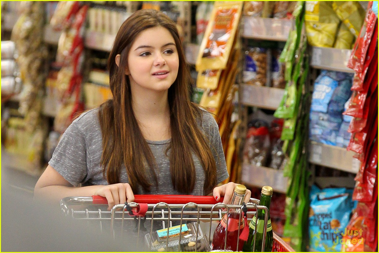 ariel winter hair trader joes 05
