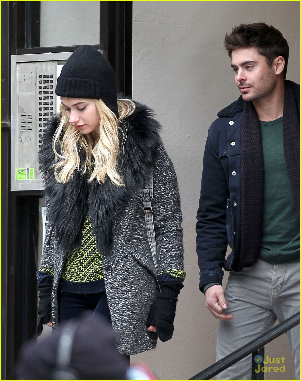 zac efron imogen poots dating cute meet 12