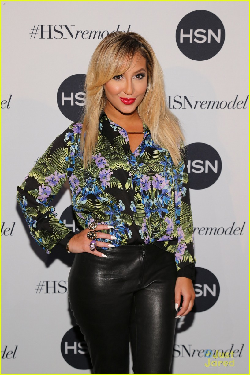 adrienne bailon new look hsn 04