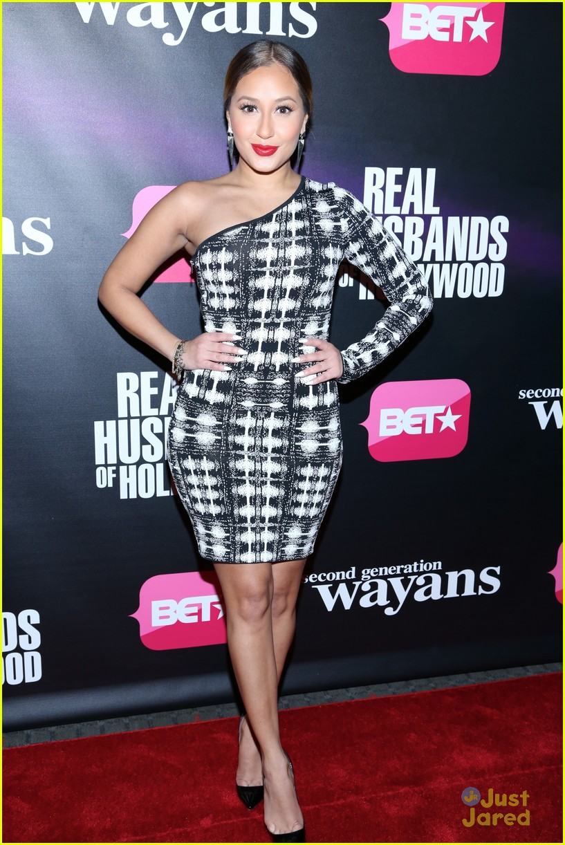 adrienne bailon husbands screening 02