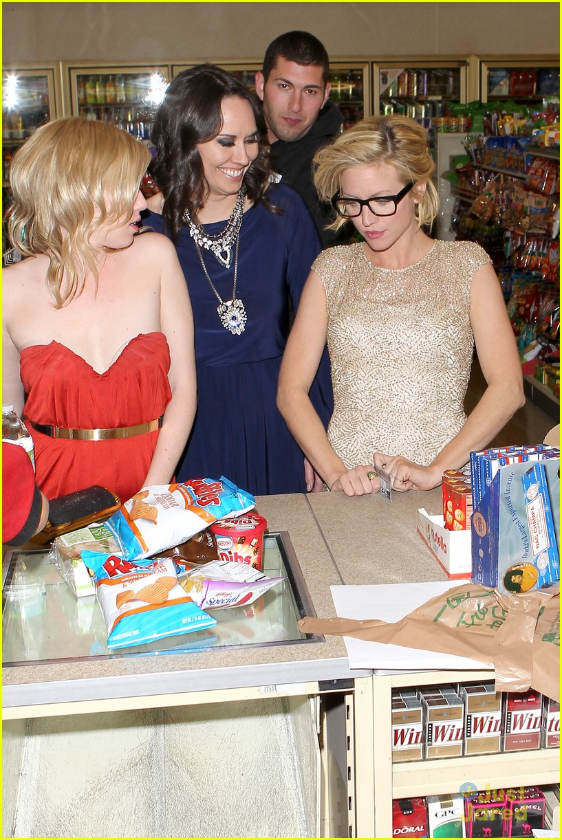 brittany snow snacks gg party 16