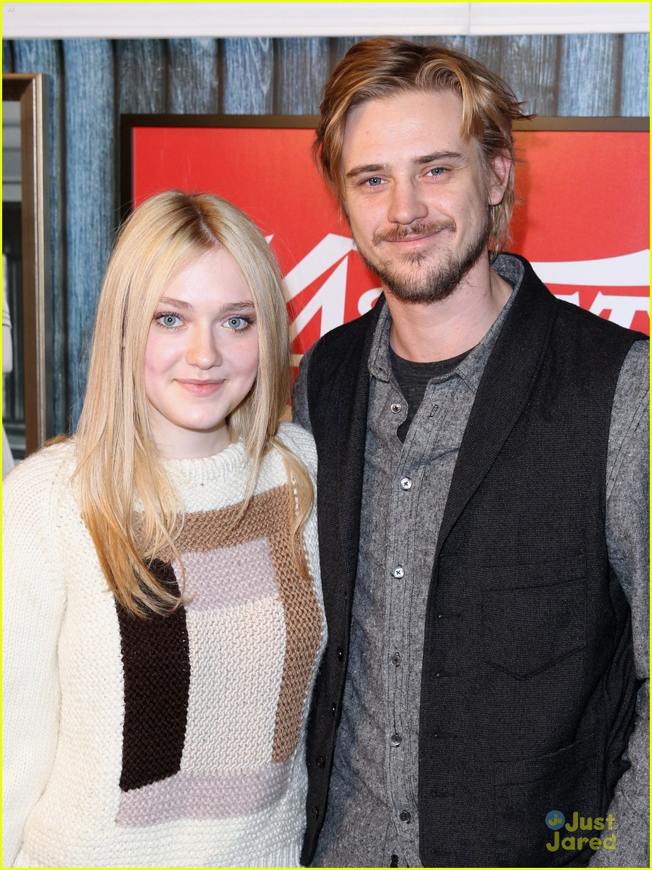 dakota fanning vgg sundance 19