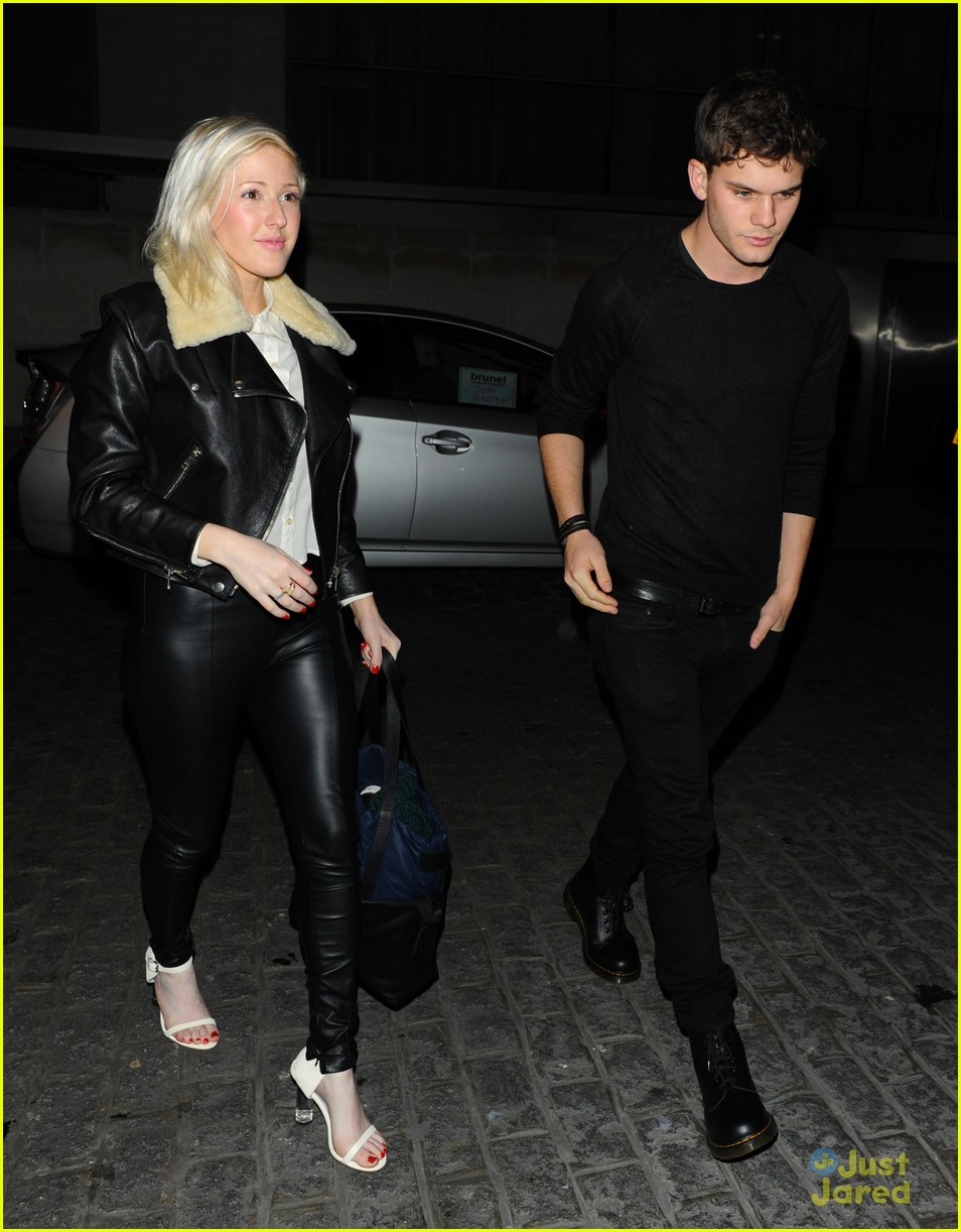 jeremy irvine ellie goulding zuma 05