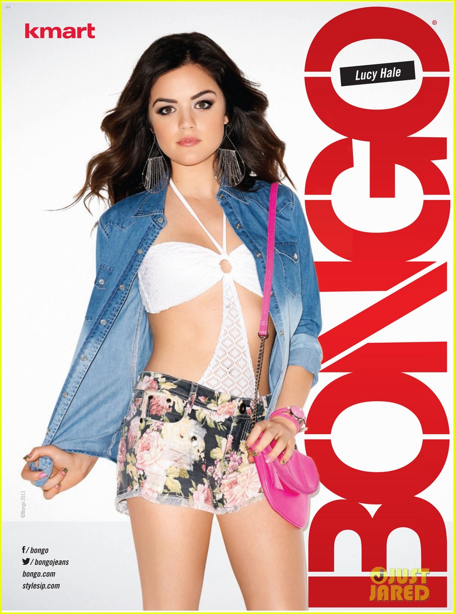 lucy hale bongo spring 2013 campaign 07