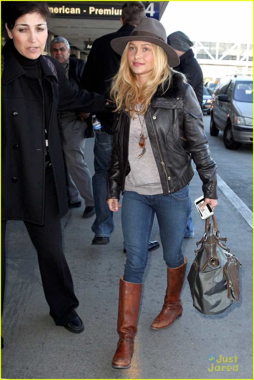 hayden panettiere back to nashville 06