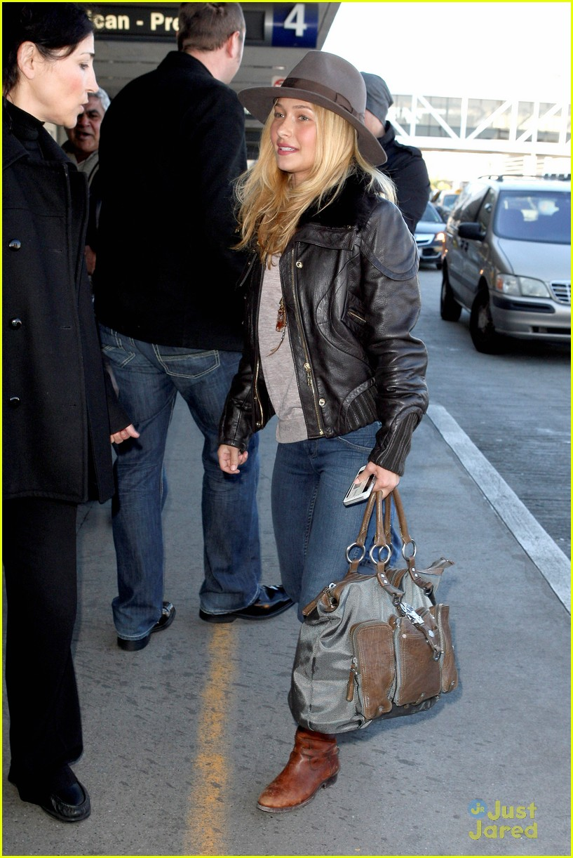 hayden panettiere back to nashville 07