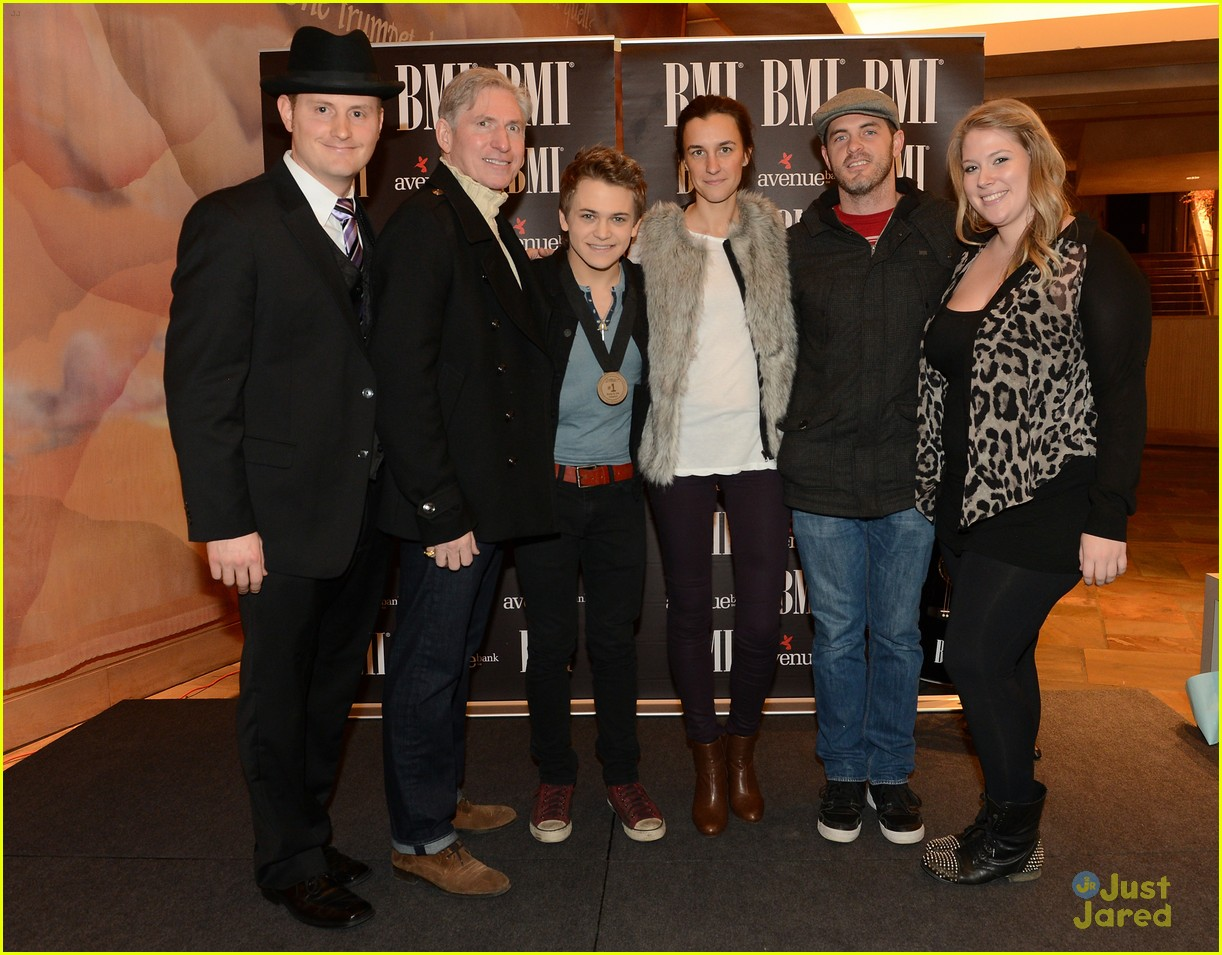 hunter hayes bmi party 03