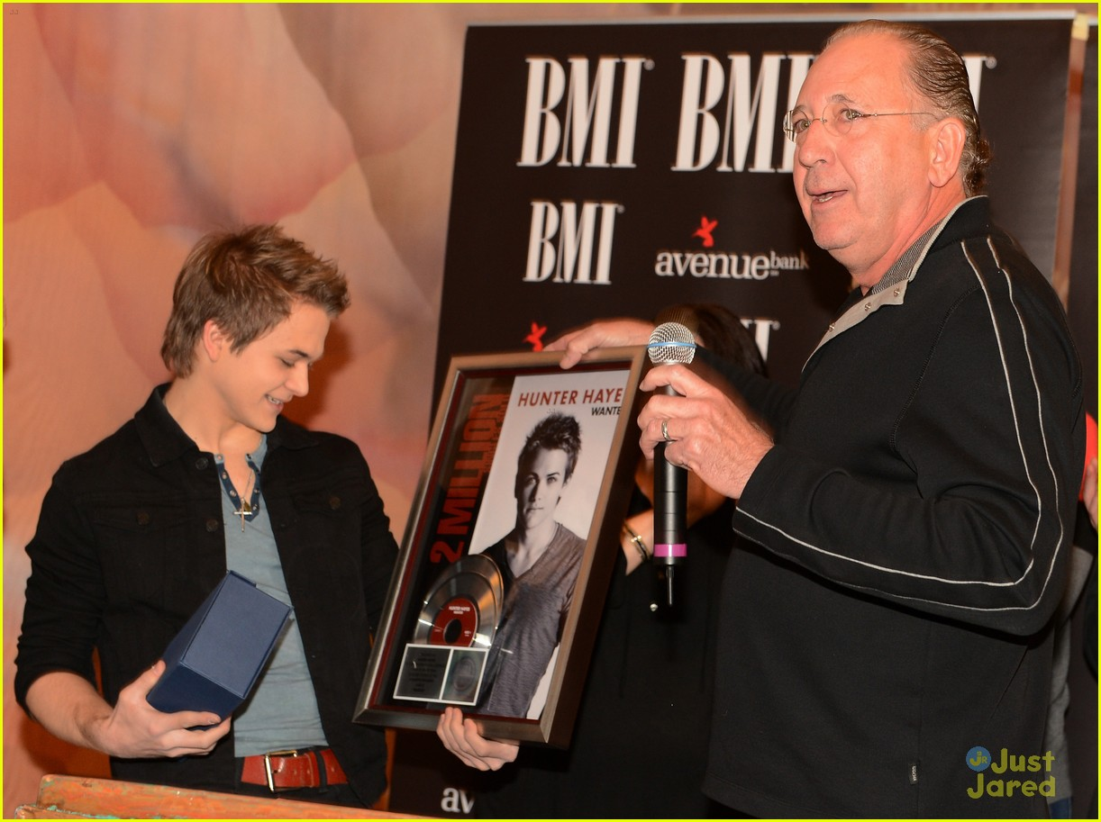 hunter hayes bmi party 12